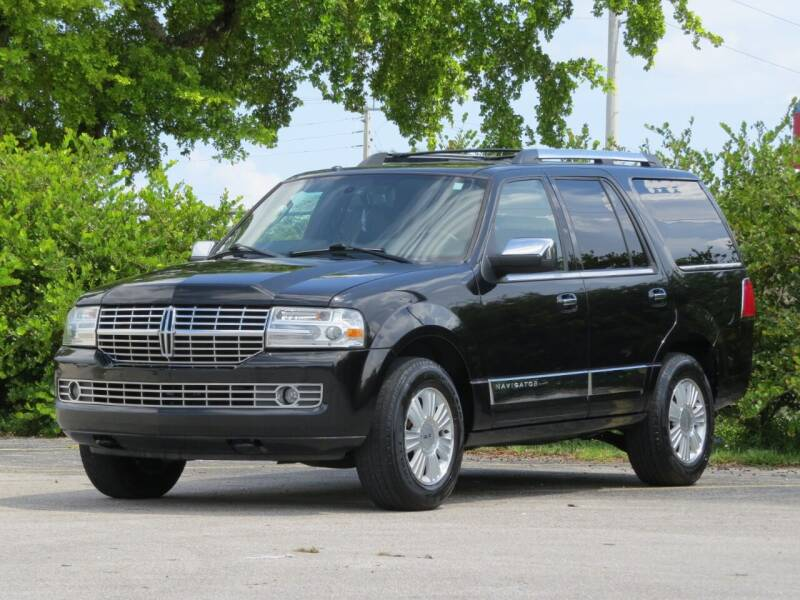 2014 Lincoln Navigator for sale at DK Auto Sales in Hollywood FL