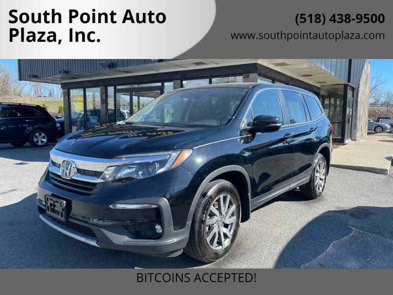 2020 Honda Pilot for sale at South Point Auto Plaza, Inc. in Albany NY