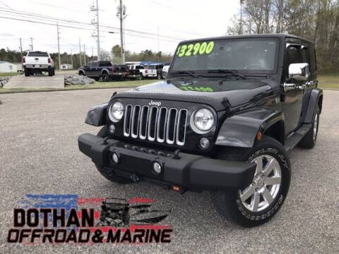 2016 Jeep Wrangler Unlimited for sale at Mike Schmitz Automotive Group in Dothan AL