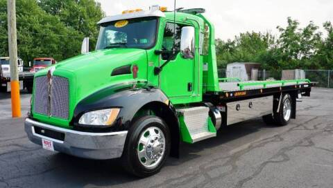 2021 Kenworth 270 for sale at Rick's Truck and Equipment in Kenton OH
