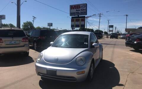 2004 Volkswagen New Beetle for sale at MB Auto Sales in Oklahoma City OK