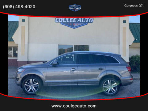 2015 Audi Q7 for sale at Coulee Auto in La Crosse WI