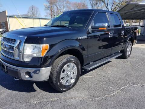 2011 Ford F-150 for sale at Moores Auto Sales in Greeneville TN