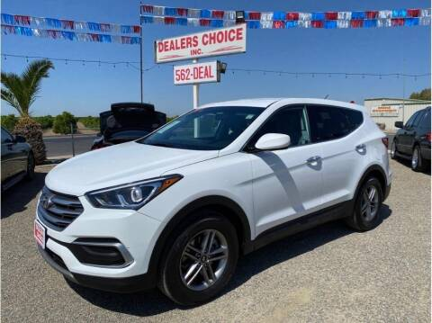 2018 Hyundai Santa Fe Sport for sale at Dealers Choice Inc in Farmersville CA