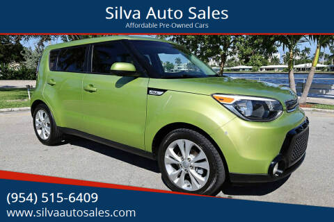 2016 Kia Soul for sale at Silva Auto Sales in Pompano Beach FL