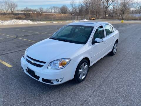 2007 Chevrolet Cobalt for sale at JE Autoworks LLC in Willoughby OH