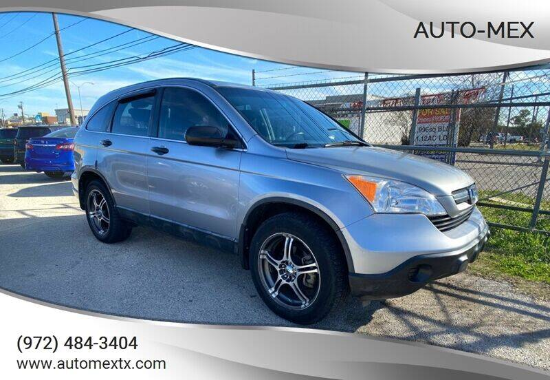 2008 Honda CR-V for sale at AUTO-MEX in Caddo Mills TX