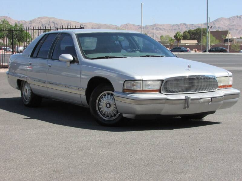 1992 Buick Roadmaster for sale at Best Auto Buy in Las Vegas NV