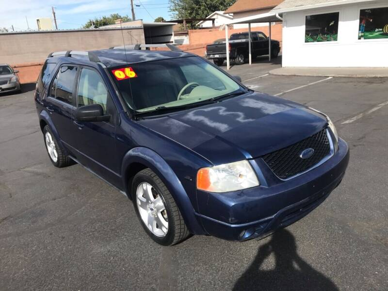 2006 Ford Freestyle for sale at Robert Judd Auto Sales in Washington UT