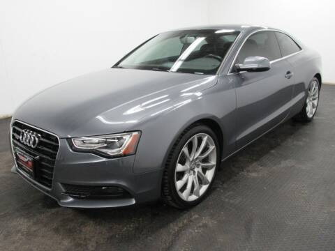 2014 Audi A5 for sale at Automotive Connection in Fairfield OH