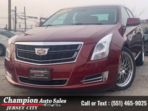 2016 Cadillac XTS for sale at CHAMPION AUTO SALES OF JERSEY CITY in Jersey City NJ