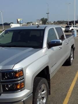 2014 Chevrolet Silverado 1500 for sale at Sharp Automotive in Watertown SD