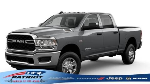2021 RAM Ram Pickup 2500 for sale at PATRIOT CHRYSLER DODGE JEEP RAM in Oakland MD