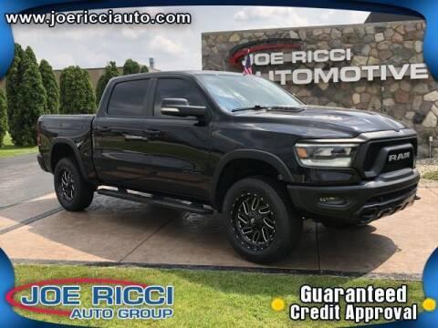 2019 RAM Ram Pickup 1500 for sale at JOE RICCI AUTOMOTIVE in Clinton Township MI