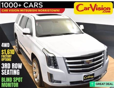 2018 Cadillac Escalade for sale at Car Vision Buying Center in Norristown PA