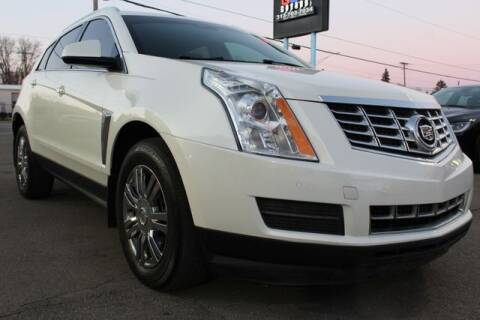 2014 Cadillac SRX for sale at Go2Motors in Redford MI