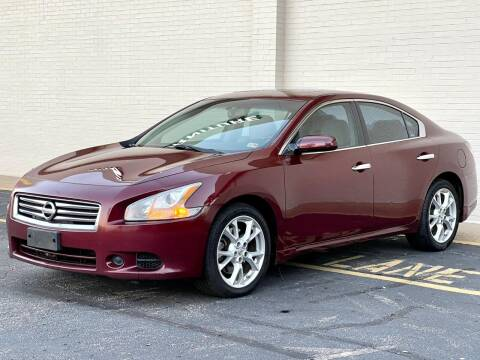 2012 Nissan Maxima for sale at Carland Auto Sales INC. in Portsmouth VA