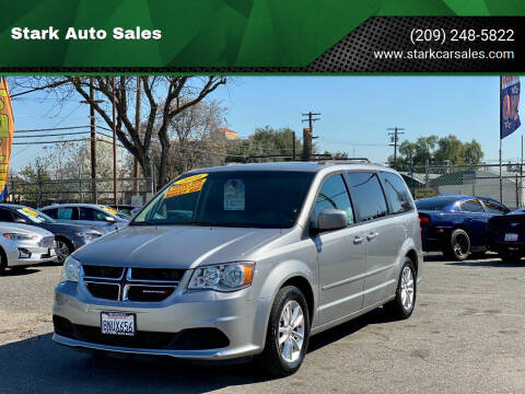 2016 Dodge Grand Caravan for sale at Stark Auto Sales in Modesto CA