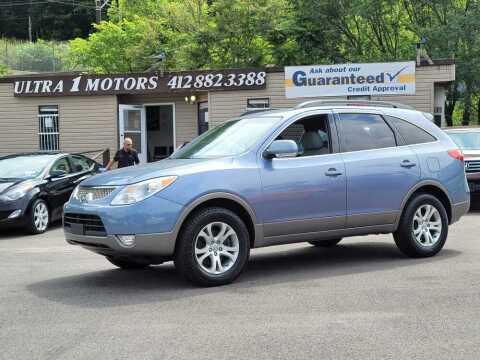 2011 Hyundai Veracruz for sale at Ultra 1 Motors in Pittsburgh PA