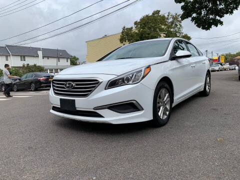2017 Hyundai Sonata for sale at Kapos Auto, Inc. in Ridgewood, Queens NY