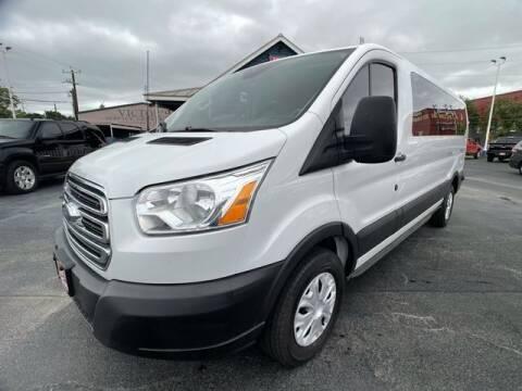 2019 Ford Transit Passenger for sale at LUNA CAR CENTER in San Antonio TX