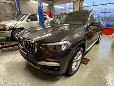 2019 BMW X3 for sale at Elmwood D+J Auto Sales in Agawam MA