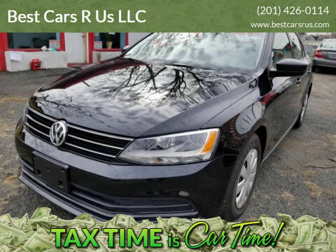 2015 Volkswagen Jetta for sale at Best Cars R Us LLC in Irvington NJ