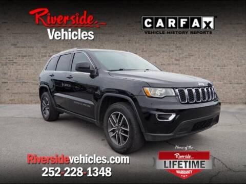 2019 Jeep Grand Cherokee for sale at Riverside Mitsubishi(New Bern Auto Mart) in New Bern NC