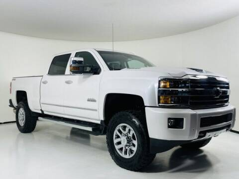 2019 Chevrolet Silverado 3500HD for sale at Luxury Auto Collection in Scottsdale AZ