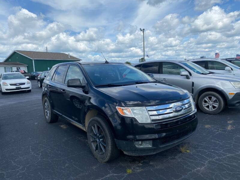 2007 Ford Edge for sale at Pine Auto Sales in Paw Paw MI