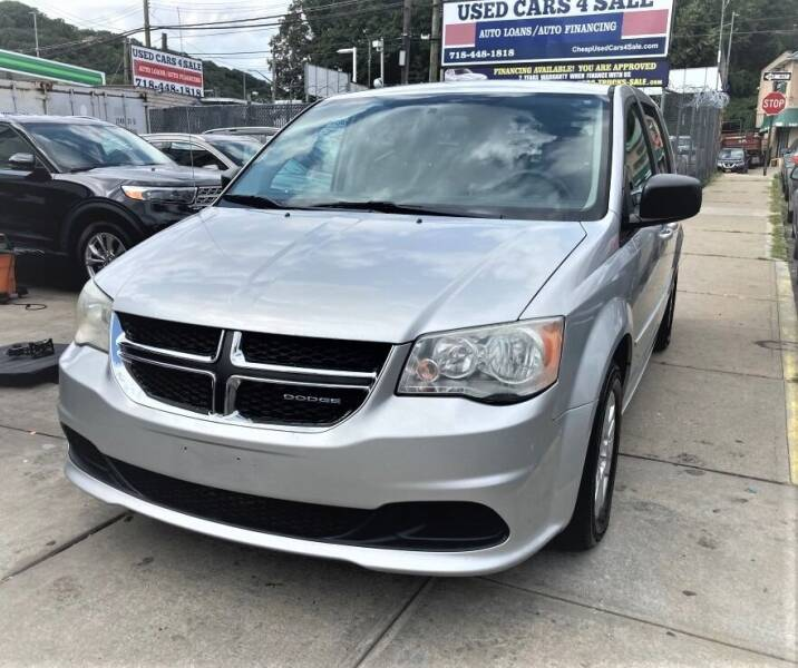 2012 Dodge Grand Caravan for sale at US Auto Network in Staten Island NY