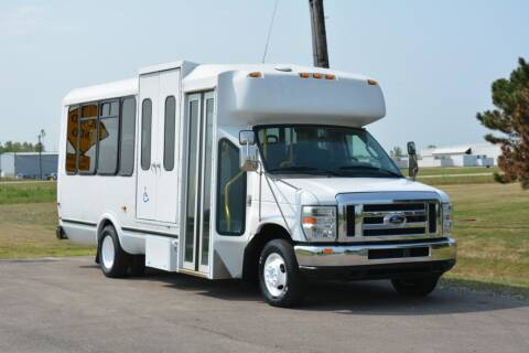 2010 Ford E-450 for sale at Signature Truck Center - Shuttle Buses in Crystal Lake IL
