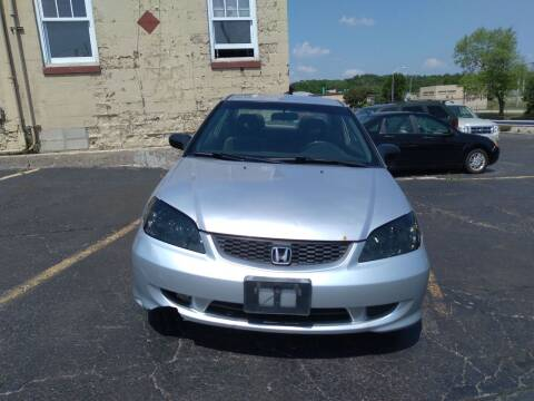 2004 Honda Civic for sale at Discovery Auto Sales in New Lenox IL