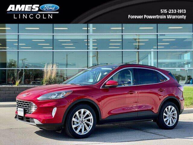 2021 Ford Escape Hybrid for sale in Ames, IA