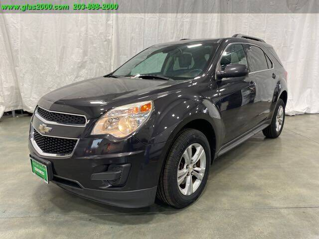 2014 Chevrolet Equinox for sale at Green Light Auto Sales LLC in Bethany CT
