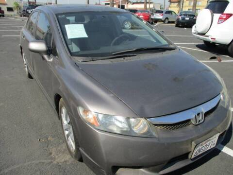 2010 Honda Civic for sale at F & A Car Sales Inc in Ontario CA