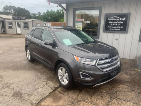 2017 Ford Edge for sale at Rutledge Auto Group in Palestine TX