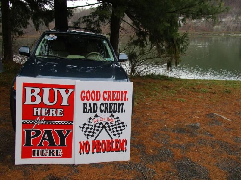 2011 Ford Escape for sale at W.R. Barnhart Auto Sales in Altoona PA
