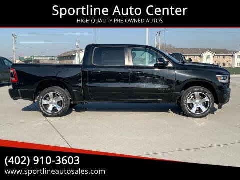 2020 RAM Ram Pickup 1500 for sale at Sportline Auto Center in Columbus NE