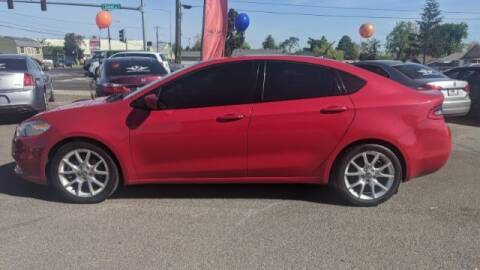 2014 Dodge Dart for sale at Alvarez Auto Sales in Kennewick WA