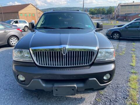 2005 Lincoln Aviator for sale at YASSE'S AUTO SALES in Steelton PA