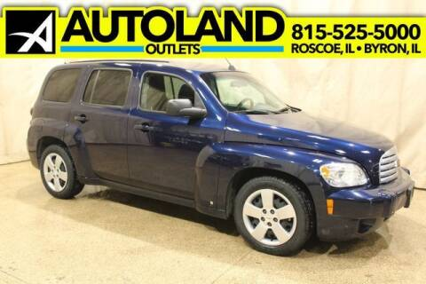 2010 Chevrolet HHR for sale at AutoLand Outlets Inc in Roscoe IL