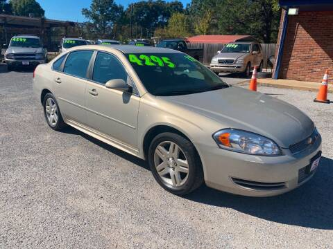 2003 Chevrolet Impala for sale at Super Wheels-N-Deals in Memphis TN
