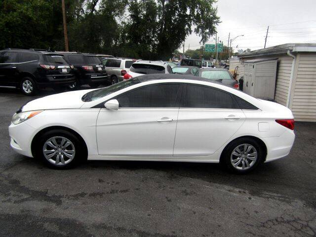 2012 Hyundai Sonata for sale at American Auto Group Now in Maple Shade NJ