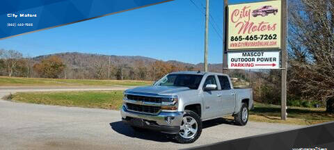 2018 Chevrolet Silverado 1500 for sale at City Motors in Mascot TN