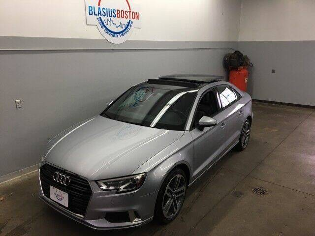2017 Audi A3 for sale at WCG Enterprises in Holliston MA