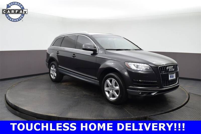 2014 Audi Q7 for sale at M & I Imports in Highland Park IL