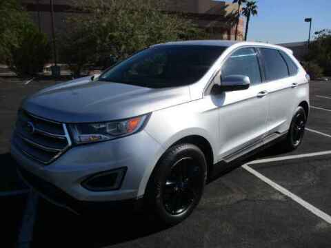 2015 Ford Edge for sale at Corporate Auto Wholesale in Phoenix AZ