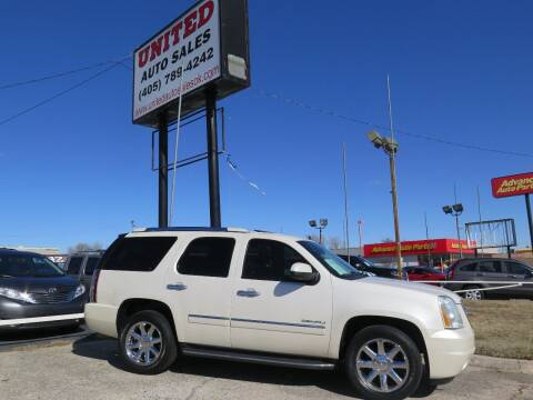 2010 GMC Yukon for sale at United Auto Sales in Oklahoma City OK