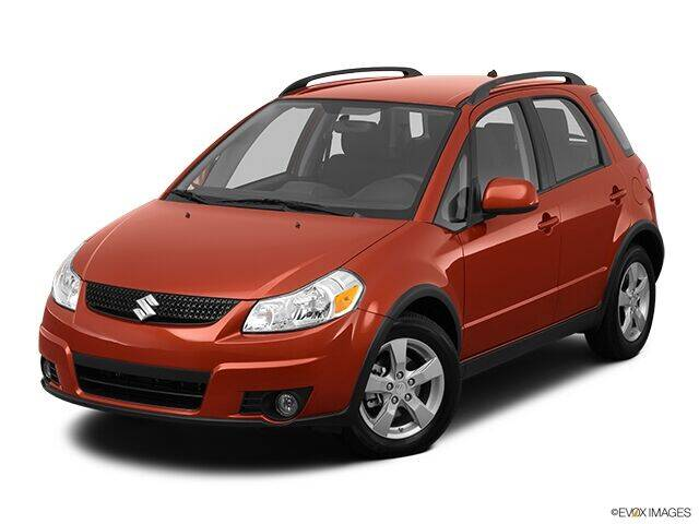 2012 Suzuki SX4 Crossover for sale at CHAPARRAL USED CARS in Piney Flats TN